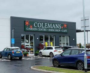 Colemans Garden Centre Development